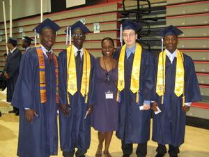 2011 Graduates!